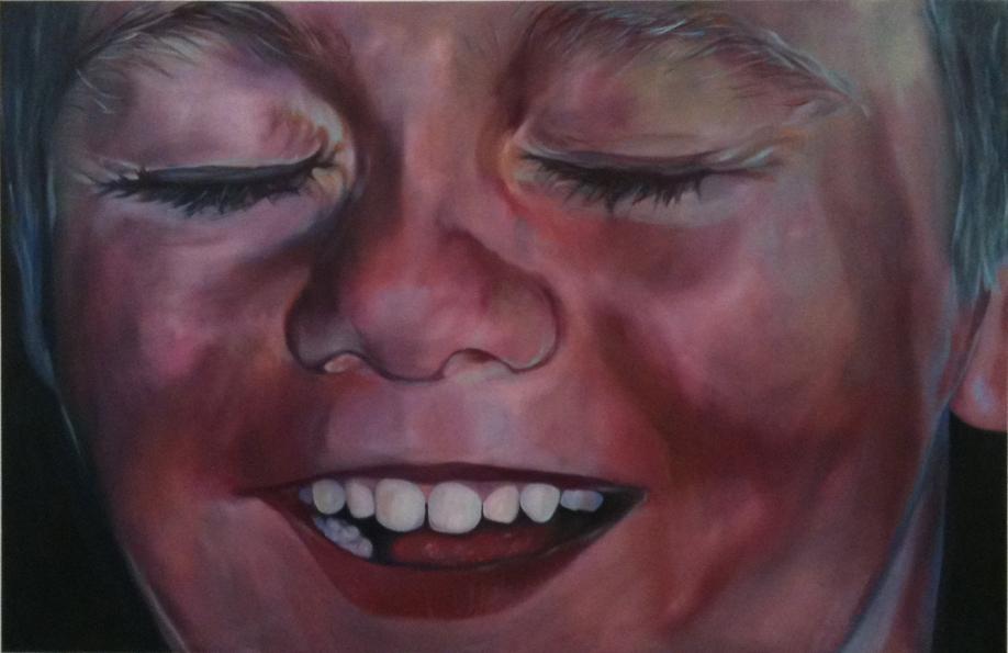 Surprise huile sur toile 150x230 cm 2013